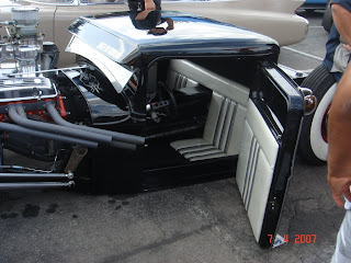 Suicide Doors Car Styling