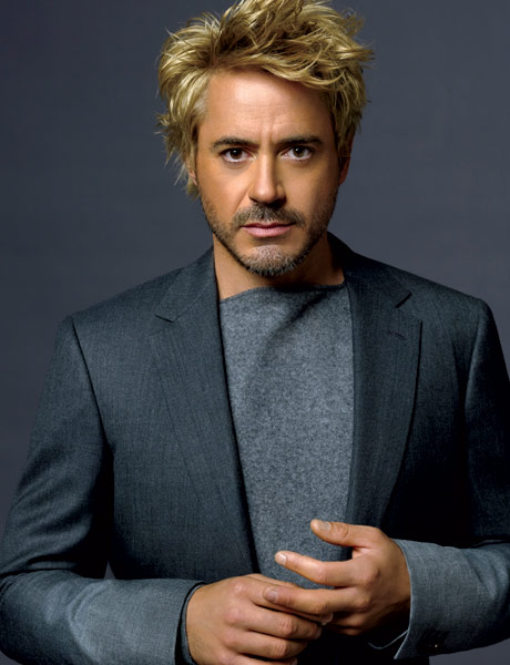 Robert Downey Jr. He can play evil. He can play anything!