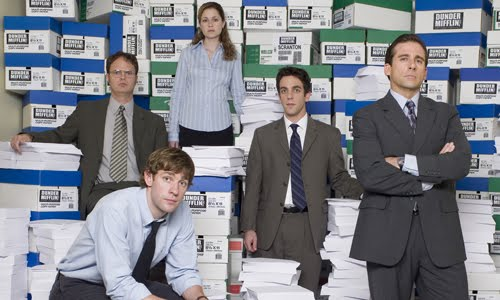 Ni ata de mierda agosto 2010 - The office online season 6 ...