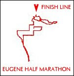 Half marathon Eugene Oregon