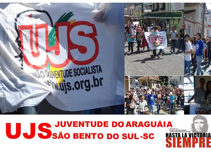 UJS SÃO BENTO DO SUL