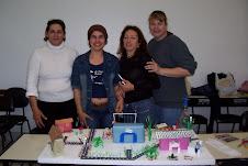 Oficina de Maquetes com as Educadoras da rede Municipal de Blu...