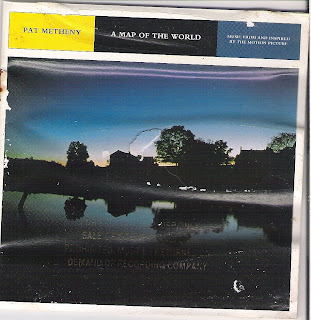 project albatross day 25 pat metheny quot a map of the world quot and willie the smith quot the