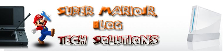 Super MarioJr. Blog Tech Solutions