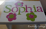 The Sophia Bench