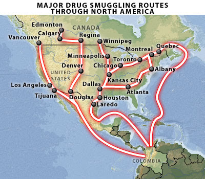 smuggling and illegal manufacturing Trafficking in illegal serious transnational organized crime and trafficking migrant smuggling information will be contributed to a regional.