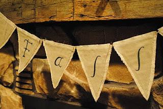 Burlap Banner Tutorial