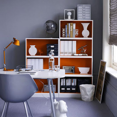 Office Space Design from Apartment Therapy