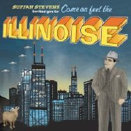 Illinois CD by Sufjan Stevens album cover