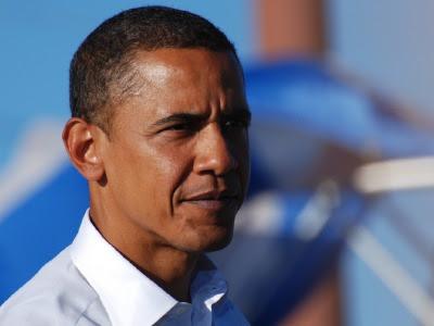 Barack Obama at the Colorado Fairgrounds in Pueblo by Joe Beine