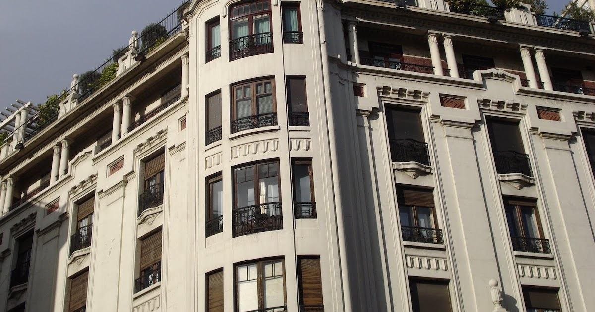Madrid art dec g nova 15 for Arquitectura franquista