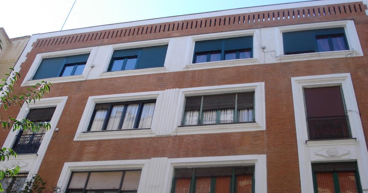 Madrid art dec albuquerque 29 for Arquitectura franquista