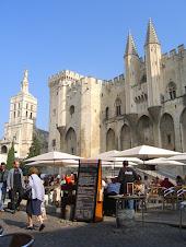 Avignon's Papal Palace
