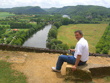 The Dordogne River, from Beynac