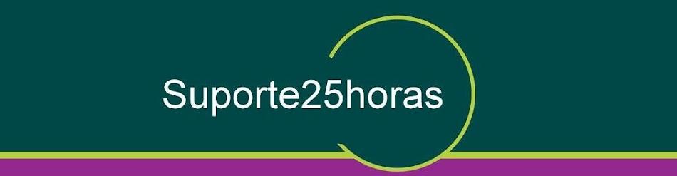 Suporte25horas -  Levando informação e conhecimento em forma de Suporte