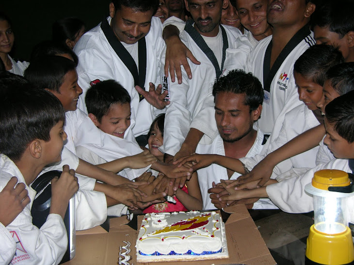 14th Birthday of F.K's TAekwondo Academy 2009.