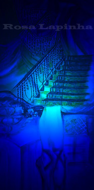 Dança azul
