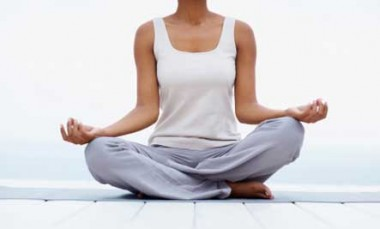 Yoga moves to overcome anxiety