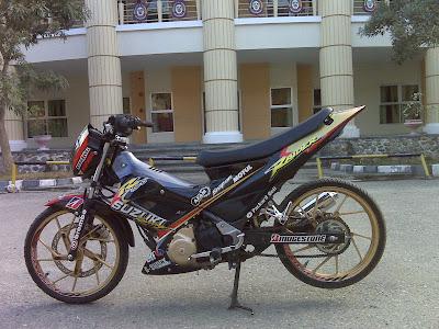 Pictures Drag Satria Fu 150 - Ajilbab.Com Portal