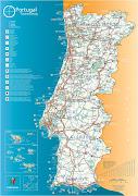 MAPA DE PORTUGAL. www.jic.zip.net (portugal dkkk)