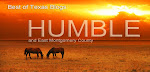 Best Of Texas Blogs: Humble