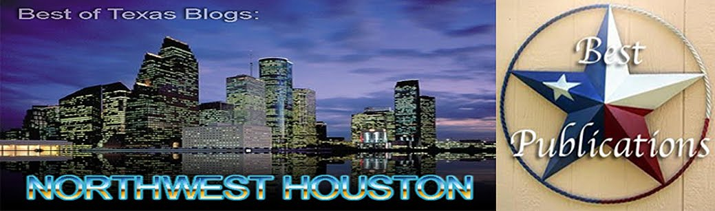 Best of Texas Blogs: Northwest Houston TX