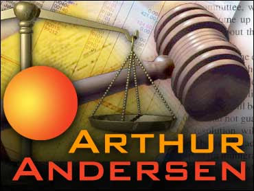 arthur andersen failure to report accurately Have prevented enron's failure and whether they are likely to an internal enron report enron's auditor, arthur andersen.