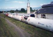 Corre el año 2003 - En esos años el Belgrano carencia de locomotoras trendelgas