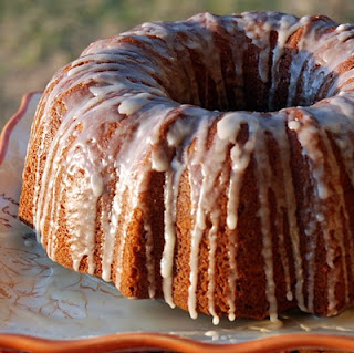 Scrambled Henfruit: Sweet Potato Pound Cake