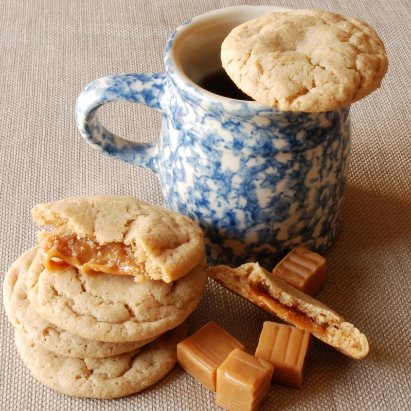 Apple cider cookie