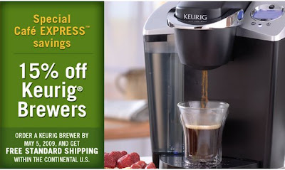 Discount Keurig Brewers With Free Shipping