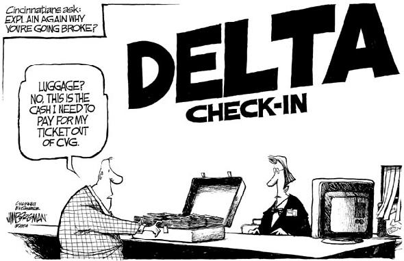 Business Intelligence Software: Lack of Intelligence at Delta Air Lines