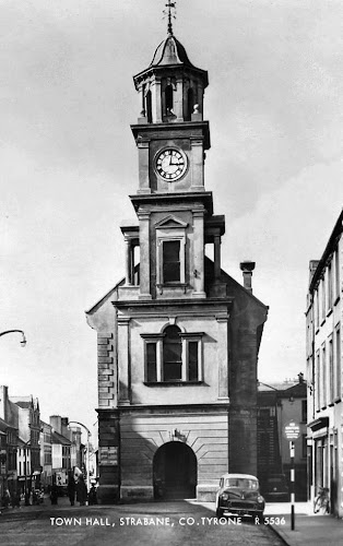 Town Hall c1950