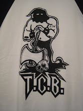 TCB 3/4 jersey <br> grey/blk<br>$20  l-xl