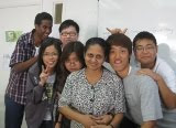 my classmates & teacher