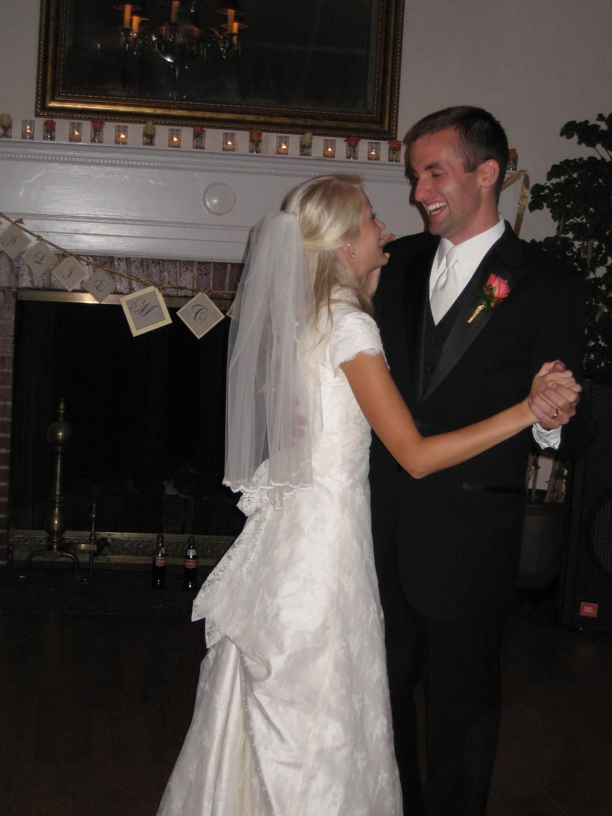 Amy and Thomas: October 2010