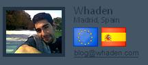 Perfil de Whaden