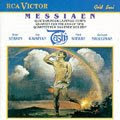 Grabaciones del Cuarteto para el Fin de los Tiempos de Olivier Messiaen