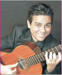 Emiliano Pardo-Tristán (guitar, Panama)