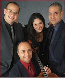 The Dalí Quartet (strings, Venezuela)