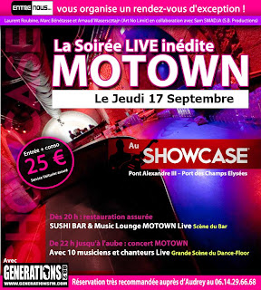 Soirée Motown