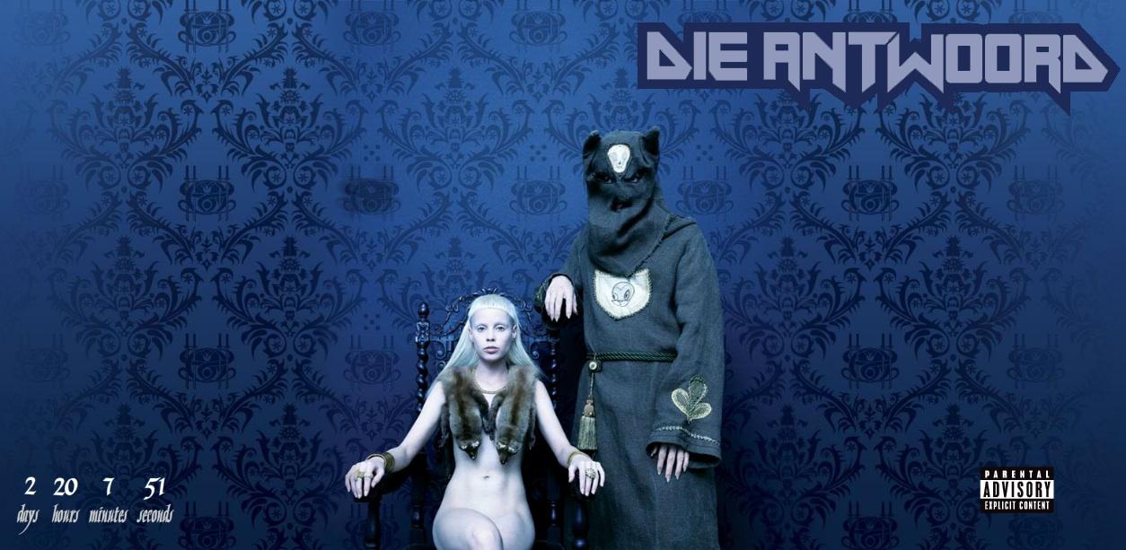 Die Antwoord Evil Boy Album Die Antwoord Evil Boy