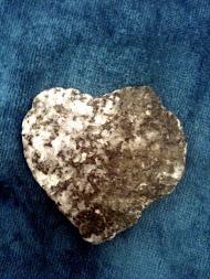 Un sasso trovato nel deserto...