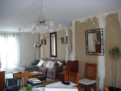 Ledd le blog ou l 39 envers du d cor le blog presta d co naturel graphique et zen pour un salon - Deco zen salon ...