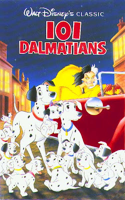 101 Dalmaty�czyk�w / One Hundred and One Dalmatians  1961 Eng