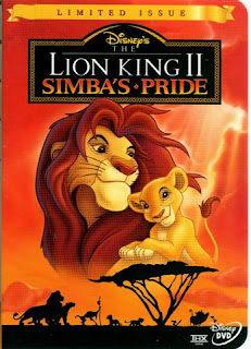 The Lion King 2 - Simba's Pride (1998) - Disney's Cartoon