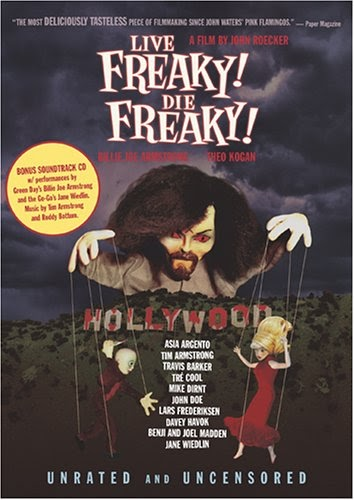 Die freaky freaky live movie