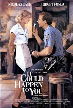 It Could Happen To You - 2 Millionen Dollar Trinkgeld (1994) Poster