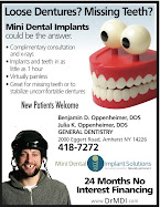 Free Mini Dental Implants Consultation