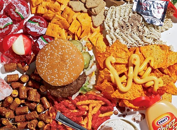The Supreme Plate: National Junk Food Day